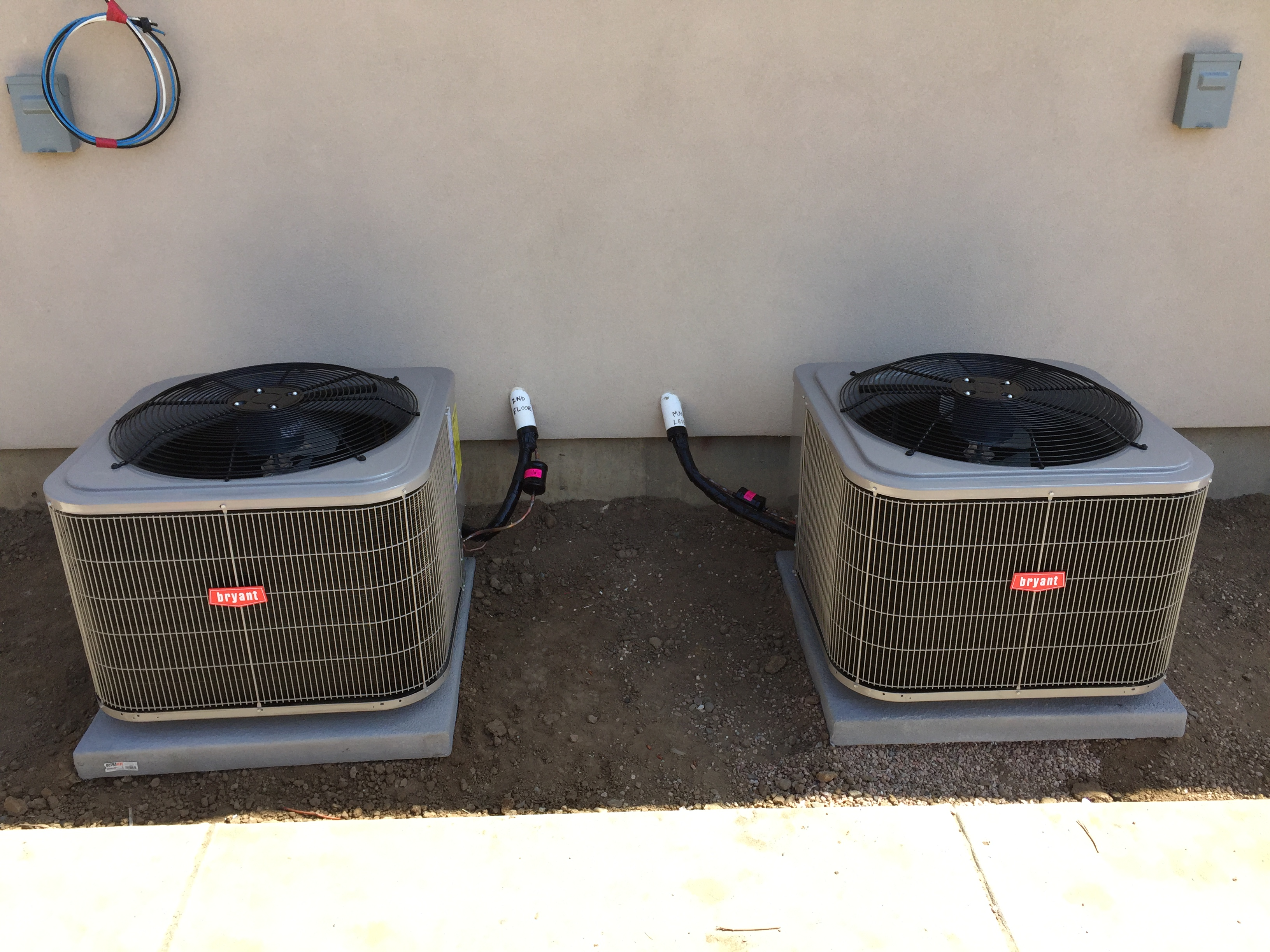 two new AC